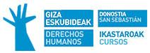 Cursos de Derechos Humanos Donostia-San Sebastián